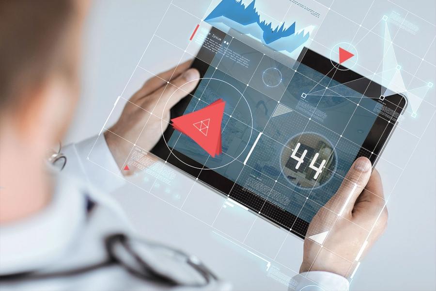 Системы навигация в клинике — позиционирование персонала и пациентов